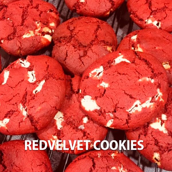 redvevet cookies